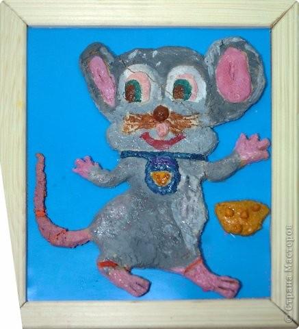 Мышонок Бронька фото 1