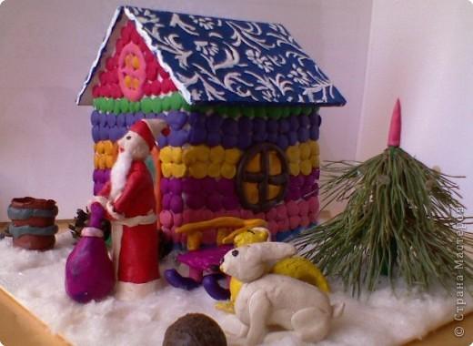 Дед Мороз. В гости к ребятам. фото 1