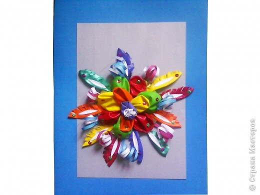 Фантастический цветок фото 1