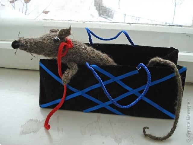 Крыса Лариска к сказке Крокодил Гена и его друзья