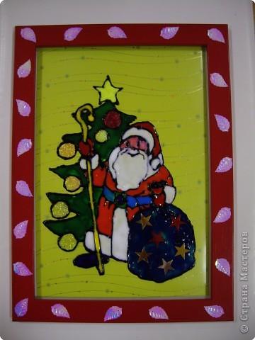"""""""Наш любимый Дед Мороз всем подарочки принес!"""""""