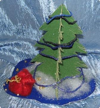 Подарок у ёлки