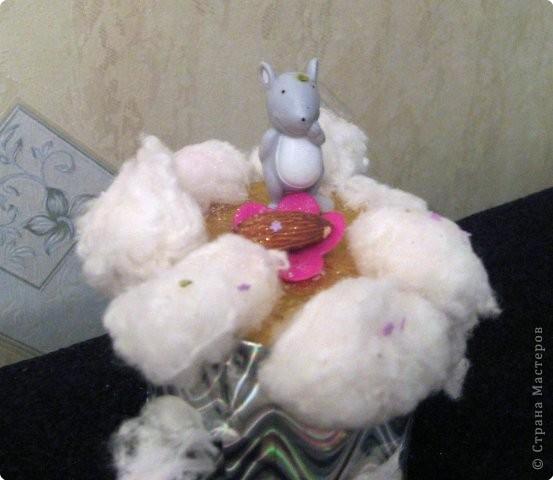 Мышка на арене