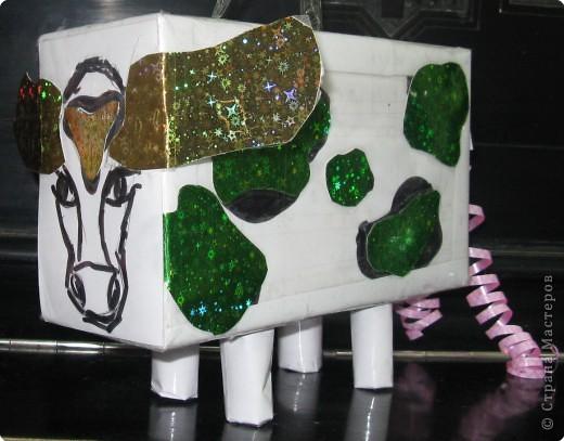 Грозный бык фото 1