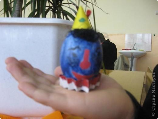 Грустный клоун фото 1