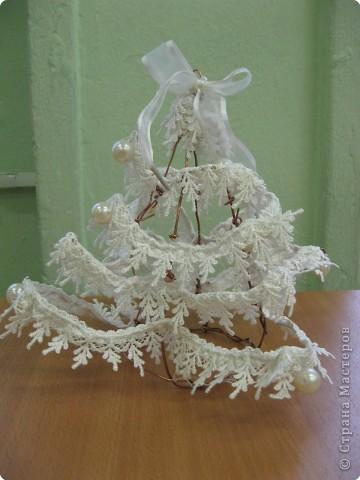 Ёлочка-Снегурочка