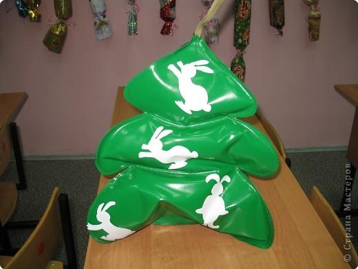 Ёлочка с зайчатами фото 2