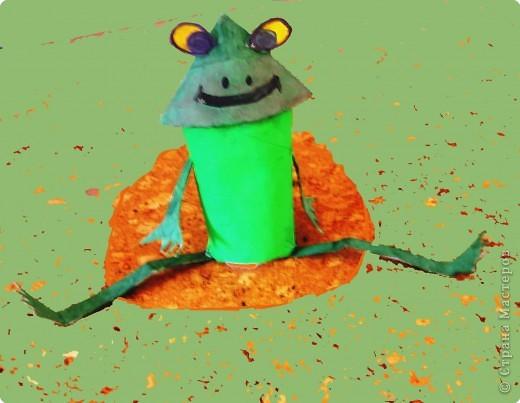 лягушонок