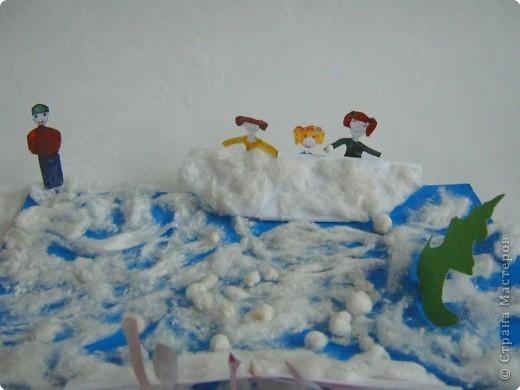 Игра в снежки фото 2
