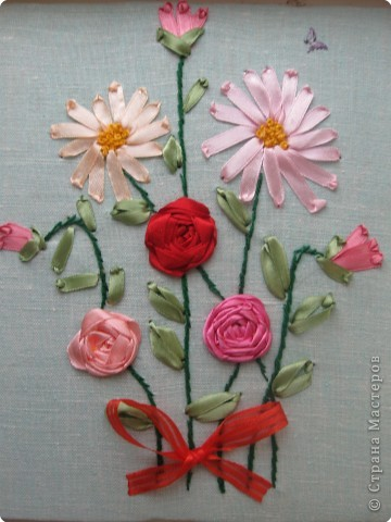 """Панно""""Полевые цветы"""" фото 1"""