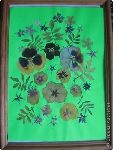 Цветочный узор фото 2