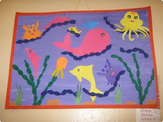 Обитатели моря фото 1