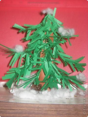 Елочка - зеленая иголочка
