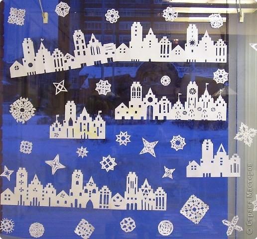 новогодняя витрина фото 2