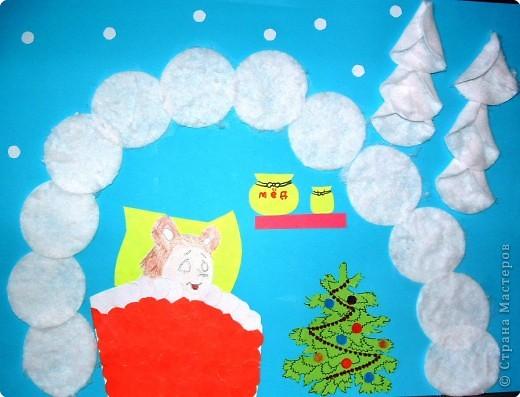 волшебные  новогодние сны