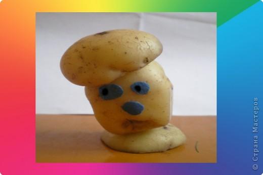 Картофельный Гудвин