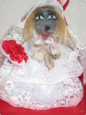 Крыска Анфиска – невеста
