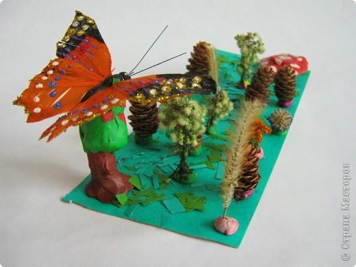 Лес-малышка