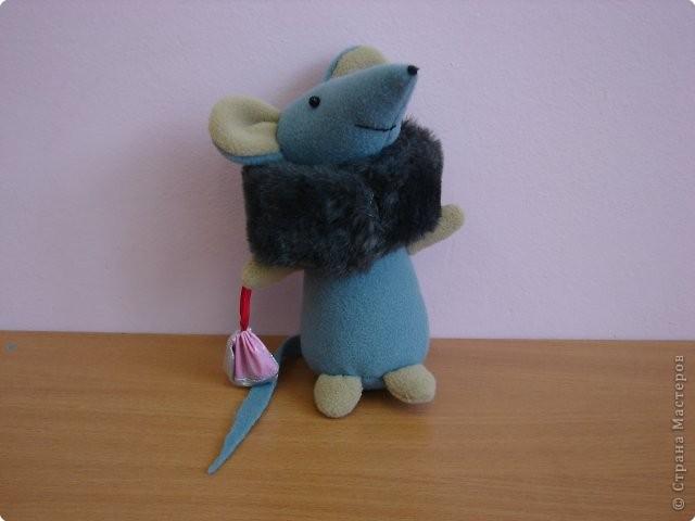 Мышка-кокетка