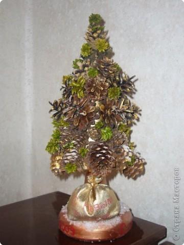 Елочка из Шишкиного леса