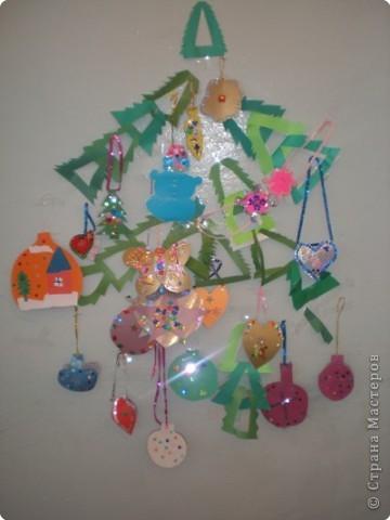 Классная елка в подарок учителю