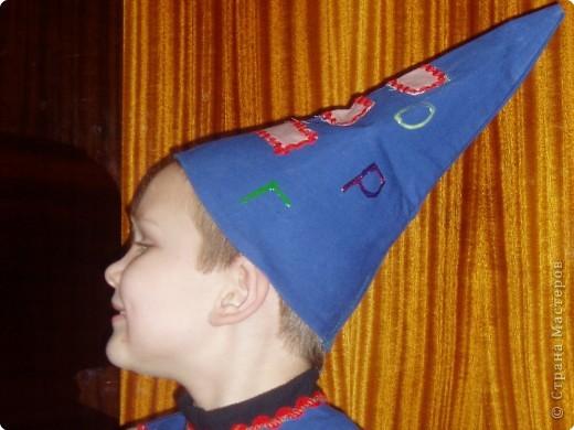 Костюм «БУКВЫ» для любимого братишки Егорки фото 4