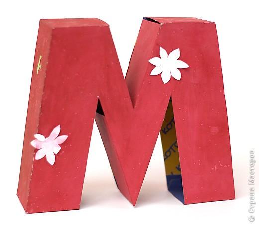 Буква «М»