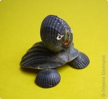 Это зверушки из ракушек фото 5
