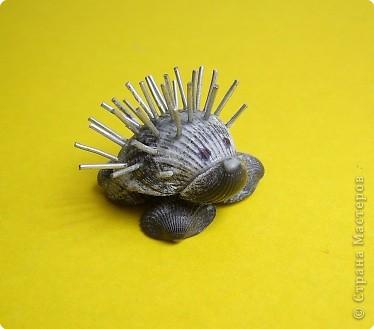 Это зверушки из ракушек фото 9