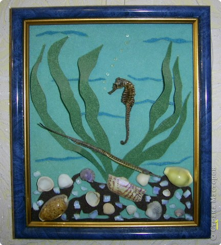 Воспоминания  о  море фото 1