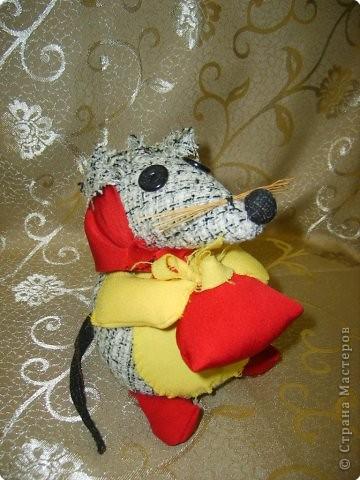 Мышка-плутишка
