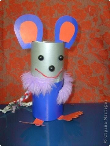 Мышонок – циркач