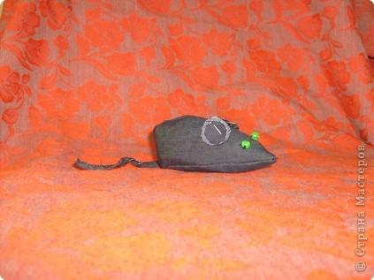 Мышка – норушка