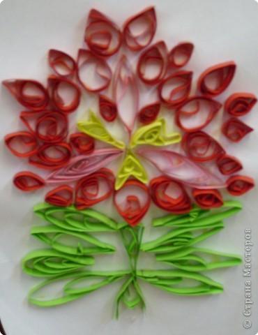 Таинственный цветок