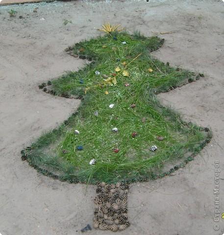 Зеленая елочка,колкая иголочка