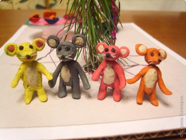 Новый год в семье мышиной фото 3