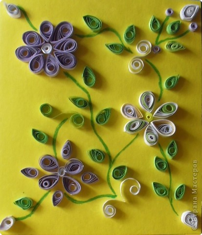 Цветочная полянка на память о лете фото 1