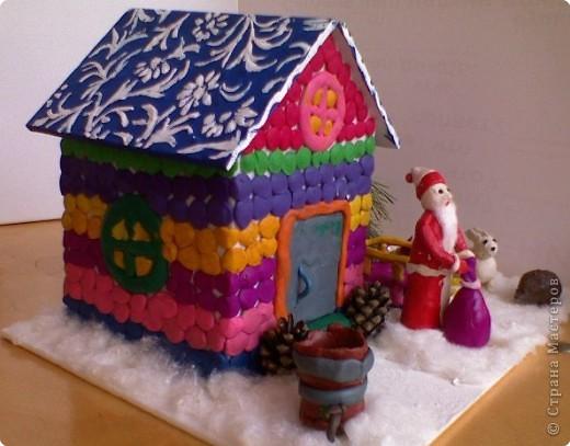 Дед Мороз. В гости к ребятам. фото 4