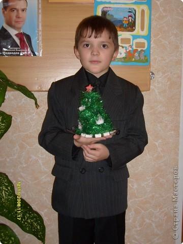 Зелёная малышка