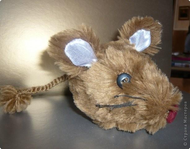 Сказка «Три мышонка» и поделка «Мышка-норушка»