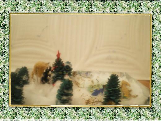 В новогодне лесу