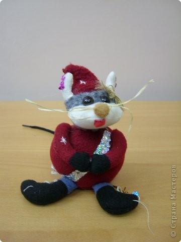 Мышонок разбойник