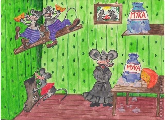 Крысиная семейка фото 1