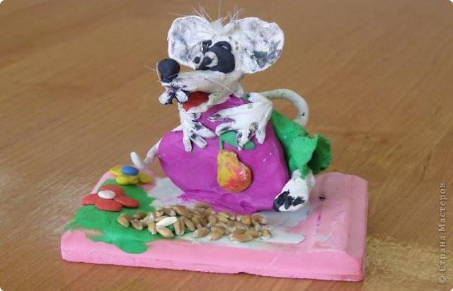 Я сердечная и добрая Мышуся