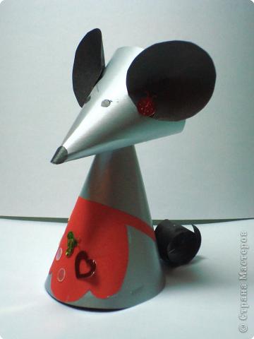 Красавица – Мышка и Мышонок Лесной фото 1