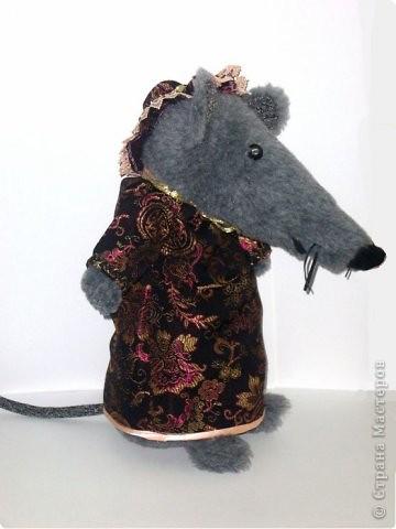 Сударушка - мышка