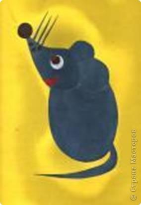 Хитрый мышонок