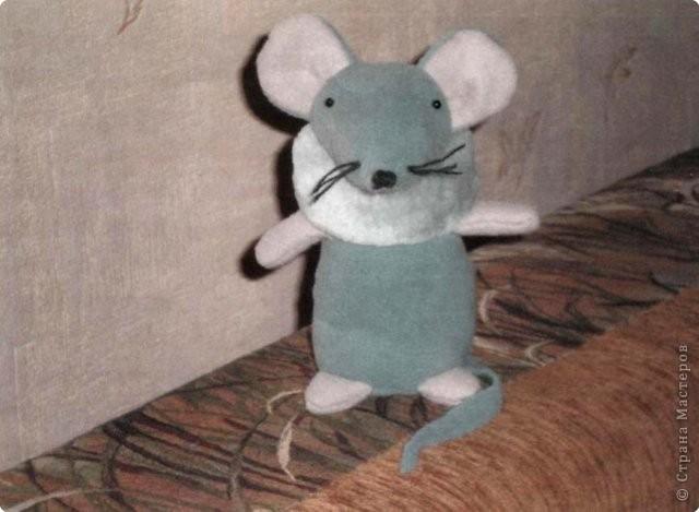 Сказка и поделка «Мышка Шуша»