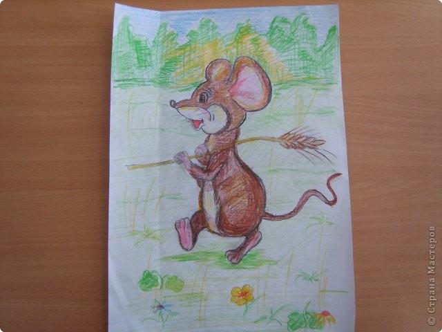 Сказка «Приключение крысы Ларисы» фото 2
