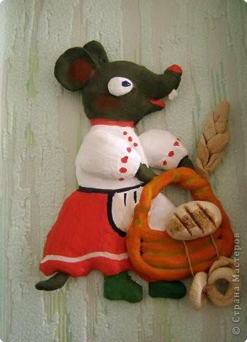 Мышь – кубаночка